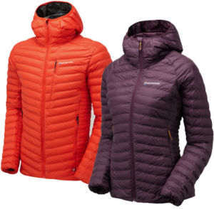 chaquetas Montane con Primaloft