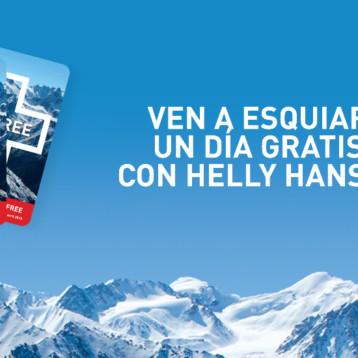 Helly Hansen y Boí Taüll se alían en la promoción del esquí