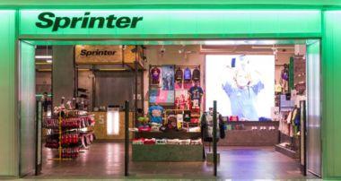 tiendas de deporte Sprinter