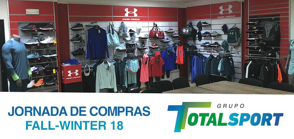 Jornadas de compra de Totalsport, tiendas de deporte