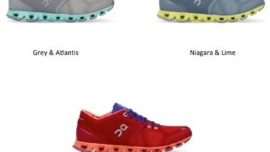 La zapatilla Cloud X de On Running llega para revolucionar el deporte