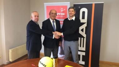 Head es el nuevo patrocinador oficial del tenis español