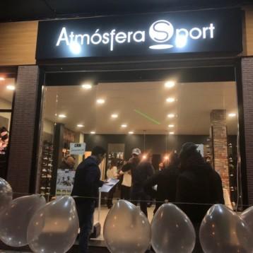 Atmósfera Sport Black abre en Málaga