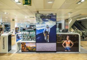Garmin abre tienda en El Corte Inglés