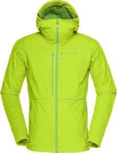chaqueta de polartec y narrona