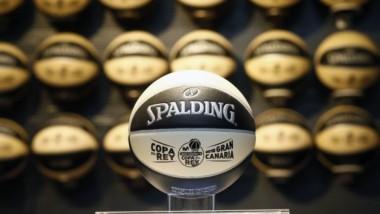 Spalding lanza un exclusivo balón para la Copa del Rey de baloncesto