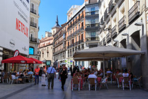 calle del carmen de madrid