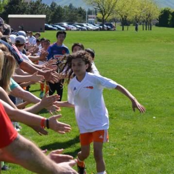 Los adolescentes que hacen deporte muestran mayor confianza y autoestima