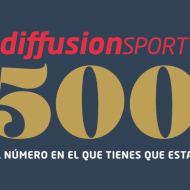 Ya llega el número 500 de Diffusion Sport