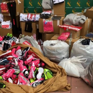 Las falsificaciones devoran el 22% del negocio del calzado y el 16% del textil