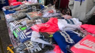 La policía detiene al mayor distribuidor de falsificaciones de Madrid