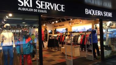 Ski Service Baqueira Store: servicio global en distintas cotas