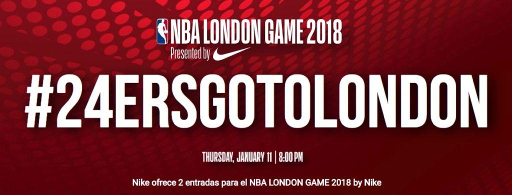 promoción 24Segons Nike NBA