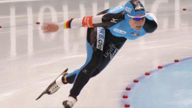La primera heptalolímpica en los Juegos de invierno