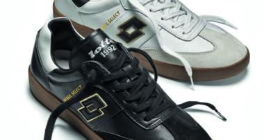 colección de calzado Lotto Legenda