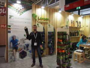 Imanol Muñoz director de Marketing de Ternua Group