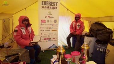 Trangoworld vuelve a poner rumbo al Everest junto a Alex Txikon