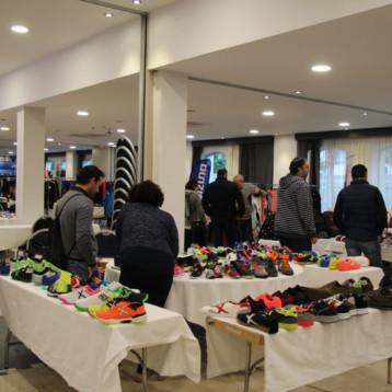 Goalkers se lleva el protagonismo de las jornadas de compra de Point Sport