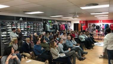 Totalsport estrena los pedidos electrónicos en sus jornadas de compra