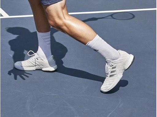 gran venta descuento barato para descuento Adidas evoluciona sus Barricade para tenis a la vista de la ...