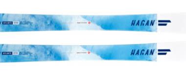 Hagan conecta con los esquiadores más jóvenes