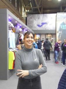 Marina López directora de Marketing de Joma