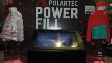 La tecnología Polartec Power Fill debuta con buen pie