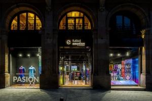 Tienda Futbol Emotion Barcelona