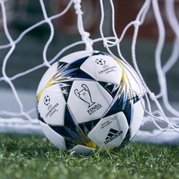 Adidas pone en juego un nuevo balón para la Champions
