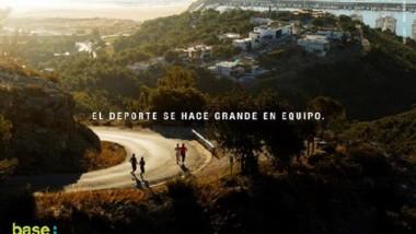 Base anima a compartir el deporte en una nueva campaña