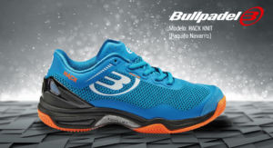 coleccion de calzado de padel de Bullpadel