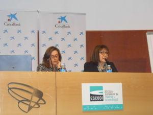 sesión de Escodi sobre omnicanalidad, tecnología y retail