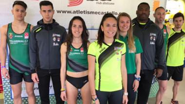 Joma se afianza en el running con su alianza con el Playas de Castellón