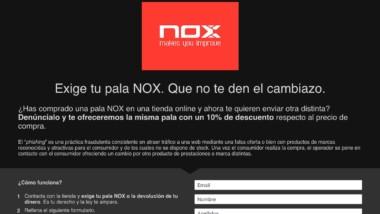 Nox planta cara al «phishing» con una promoción
