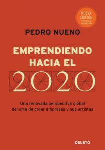 libro de Pedro Nueno sobre emprendeduría