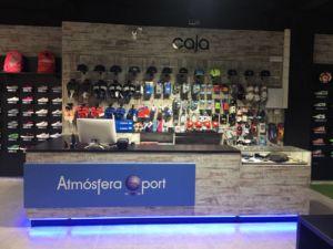 tiendas de deporte y moda deportiva Atmósfera Sport