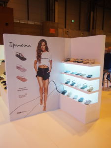 Brasilien TCC Shoes participa en Momad Shoes con Ipanema y Rider