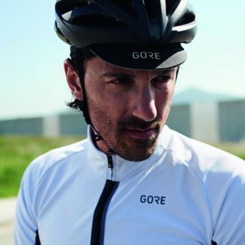 Gore brinda al ciclista tecnicidad para el más alto rendimiento