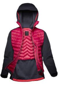 chaqueta Helly Hansen para outdoor y montaña