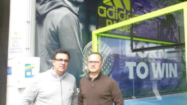 Adidas Padel refuerza la pista internacional