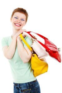 compras de textil y calzado