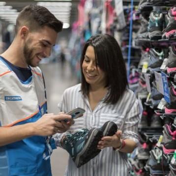 Decathlon prepara media docena de tiendas tras crecer un 4,5%