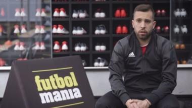 Futbolmania lleva a cabo una acción sorpresa con Adidas