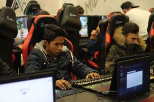 una iniciativa polémica que general el sedentarismo entre la población juvenil madrileña