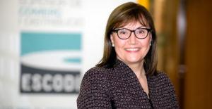 Núria Beltran, directora de Escodi, la Escuela Universitaria del comercio y la Distribución