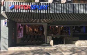 Intersport estrena su nuevo concepto de tienda