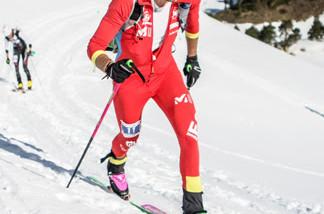 Julbo contribuye a una buena temporada del equipo español de esquí de montaña