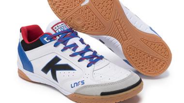 Kelme presenta las nuevas zapatillas oficiales LNFS