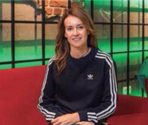 Marta Ríos, directora general de Adidas Iberia
