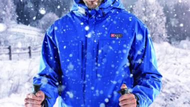 +8000 reta al frío con su anorack Montici